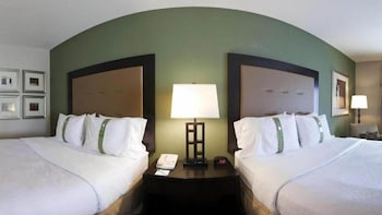 Room, 2 Queen Beds, Accessible, Bathtub (Hearing, Mobility)