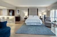 Studio Suite, 1 Bedroom, Corner