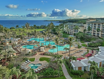 Hotel - The Ritz-Carlton, Kapalua