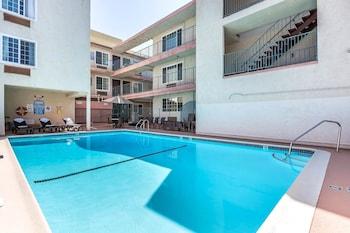 聖塔莫尼卡-西洛杉磯凱富飯店 Comfort Inn Santa Monica - West Los Angeles