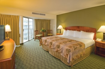 Room, 1 Queen Bed, View (Waikiki View)