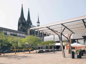 莫蒂奈科隆大教堂 - 索菲特美憬閣飯店 Hotel Mondial am Dom Cologne - MGallery by Sofitel