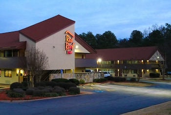 格林維爾紅屋頂飯店 Red Roof Inn Greenville