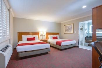 Room, 2 Queen Beds (Kids Room, Bunk Bed)