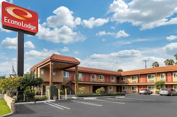 Hotel - Econo Lodge Carson near StubHub Center