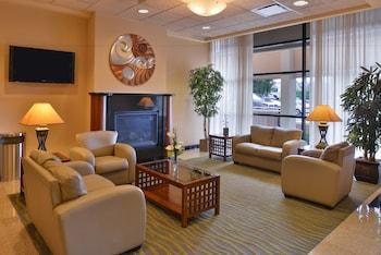 塔科馬市中心凱富套房飯店 Comfort Inn & Suites Downtown Tacoma