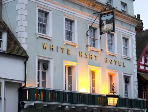 . The White Hart Hotel