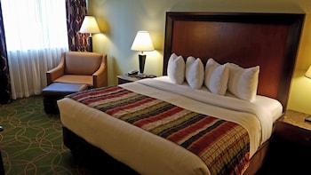 Suite, 1 King Bed, Non Smoking, View (One-Bedroom, Atrium View)
