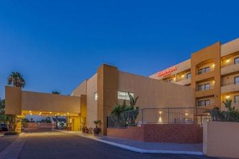 格羅夫阿納海姆南花園溫德姆華美達廣場飯店 Ramada Plaza by Wyndham Garden Grove/Anaheim South