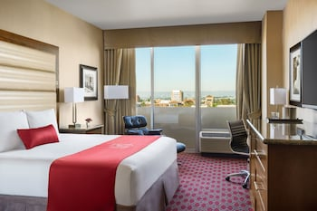 Executive Room, 2 Double Beds, Executive Level (Executive Level)