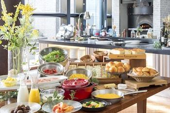 DAIICHI HOTEL ANNEX Breakfast buffet