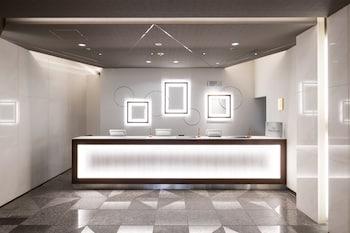 DAIICHI HOTEL ANNEX Reception