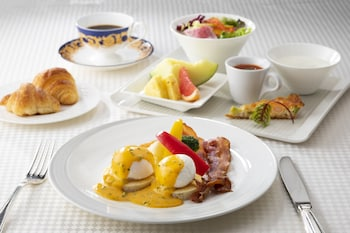 DAIICHI HOTEL ANNEX Breakfast Meal