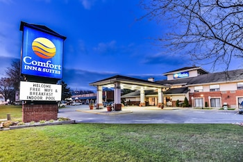 Hotel - Comfort Inn & Suites Ambassador Bridge