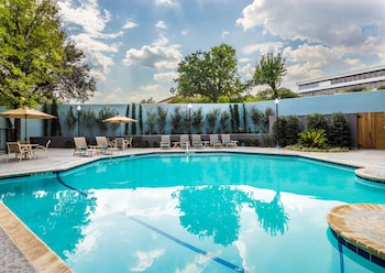 奧斯丁西北植物園希爾頓逸林飯店 DoubleTree by Hilton Hotel Austin Northwest Arboretum