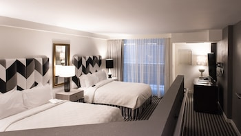 Executive Suite, 2 Queen Beds