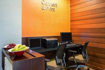 Fairfield Inn & Suites by Marriott San Antonio Market Square - Business Center  - #0