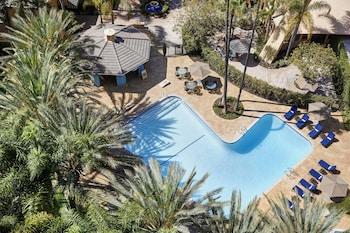 喜來登阿納海姆度假公園酒店 Sheraton Park Hotel at the Anaheim Resort