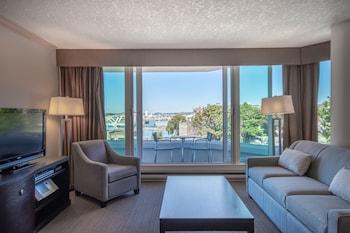 Suite, 1 Bedroom, Partial View