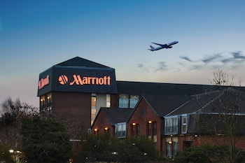 Hotel - Heathrow / Windsor Marriott Hotel