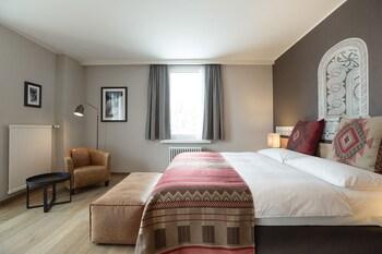 Deluxe Tek Büyük Yataklı Oda, Balkon