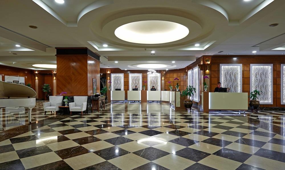 세리 퍼시픽 호텔 쿠알라룸프르