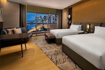Hotel - Swissotel The Stamford, Singapore