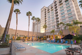 聖地亞哥大使谷希爾頓逸林飯店 DoubleTree by Hilton Hotel San Diego - Mission Valley