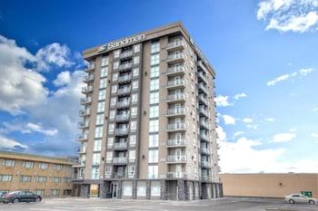 Hotel - Sandman Hotel Edmonton West