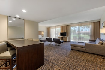 Presidential Suite, 1 King Bed (2 Rooms)