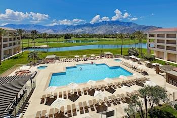 希爾頓逸林飯店棕櫚泉高爾夫渡假村 DoubleTree by Hilton Hotel Golf Resort Palm Springs