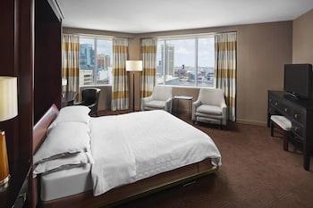 Room, 1 Queen Bed, City View