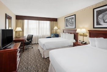 Hotel - Capitol Plaza Hotel Jefferson City