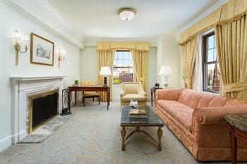 Suite, 1 Queen Bed, Park View