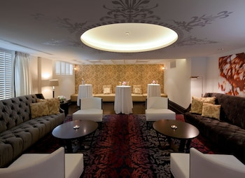 Lobby at Capitol Hill Hotel in Washington