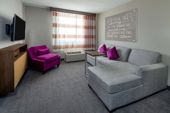 Suite, Multiple Beds, Non Smoking (Two-Room Suite)
