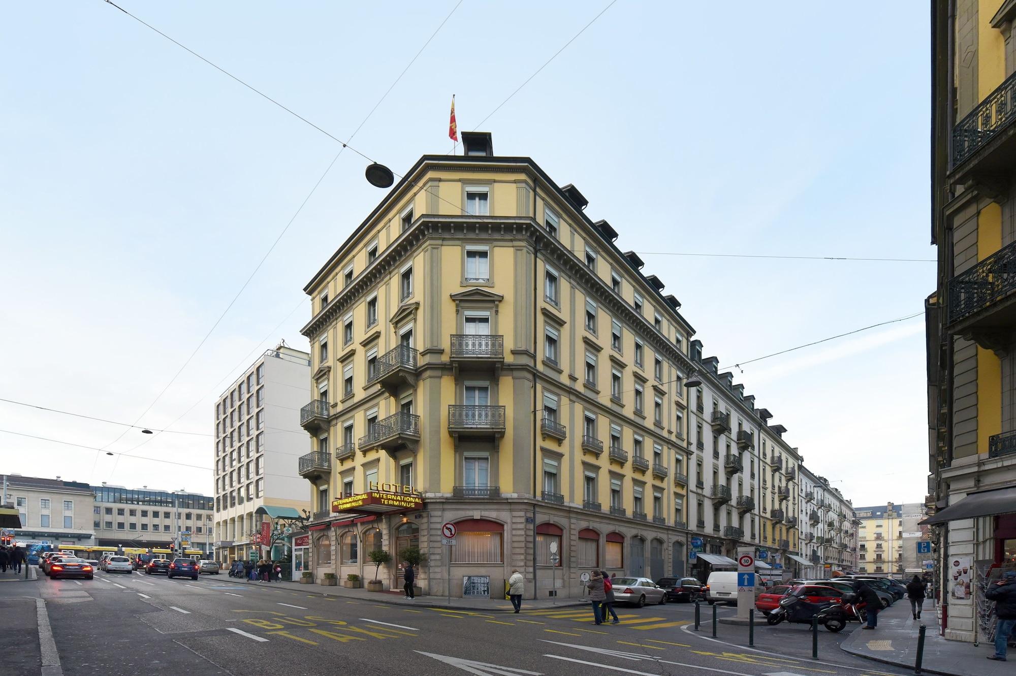 Hôtel International & Terminus, Genève