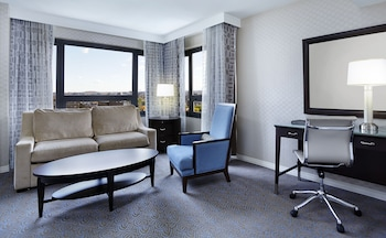 Guestroom at Washington Hilton in Washington