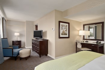 Guestroom at Washington Hilton in Washington
