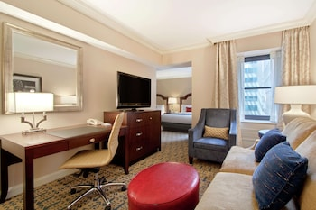 Junior Suite, 2 Queen Beds