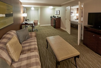 Deluxe Suite, 1 King Bed, Accessible