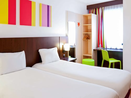 . ibis Styles Luxembourg Centre Gare