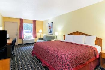Guestroom at Days Inn by Wyndham Savannah Airport in Garden City