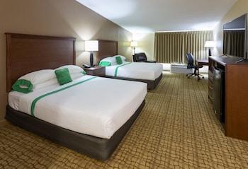 Executive Room, 2 Queen Beds, Non Smoking