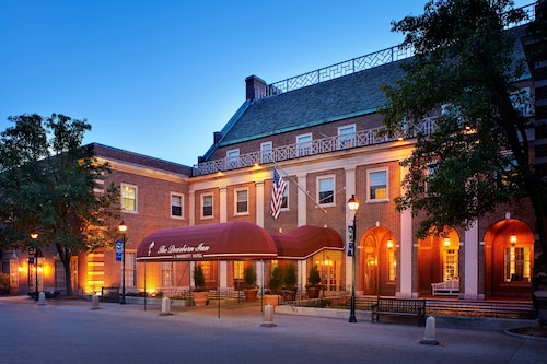 . The Dearborn Inn, A Marriott Hotel