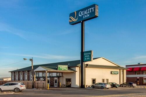 . Quality Inn Hays I-70