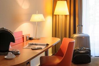 メルキュール ホテル & レジデンズ フランクフルト メッセ