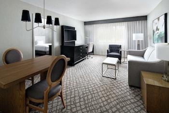 夏洛特南公園希爾頓逸林飯店 DoubleTree Suites by Hilton Hotel Charlotte - Southpark