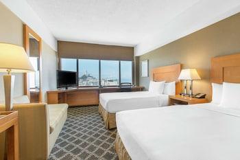 Premium Room, 2 Double Beds, Bay View