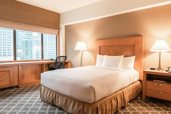 Room, 1 Queen Bed, Accessible, City View